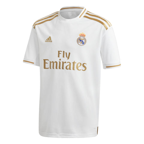 adidas Real Madrid Home Jersey Youth 2020