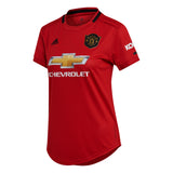 adidas Manchester United FC Womens 2020 Home Jersey