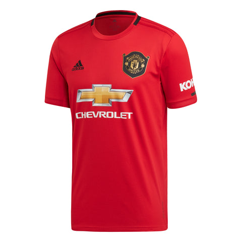 adidas Manchester United FC Home Jersey 2020