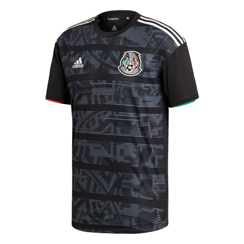 adidas Mexico 2019 Authentic Home Jersey