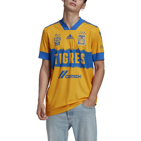 Tigres UANL 20/21 Home Jersey FR2305