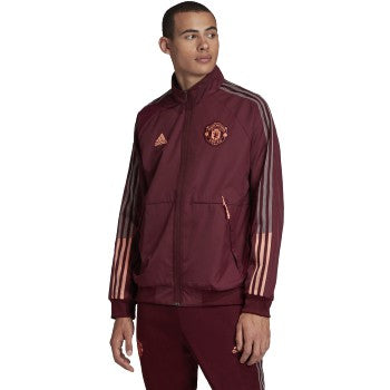 Adidas Manchester United 20/21 Anthem Jacket FR3865