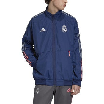 Adidas Real Madrid 20/21 Anthem Jacket FR3880