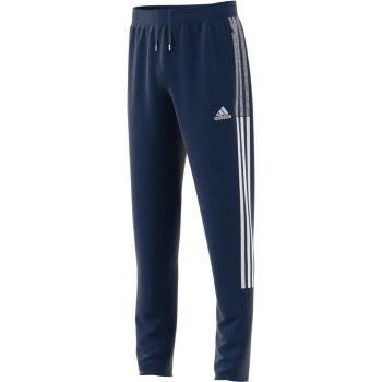 Adidas Tiro 21 Navy/White Track Pant Youth GK9666