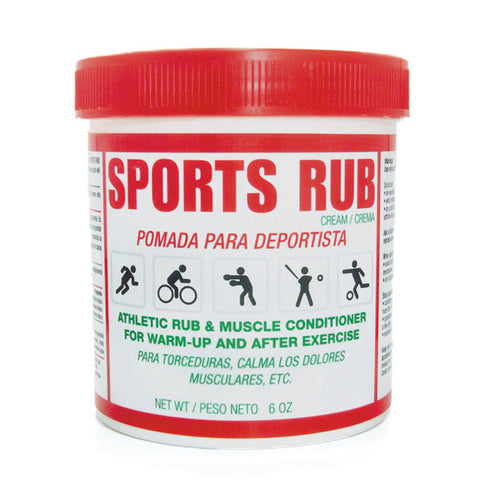 Sports Rub (Pomada Para Deportista)