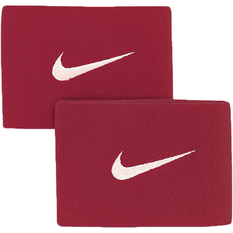 Nike Burgundy Guard Stays