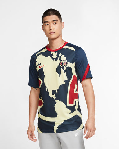 Nike Club America SS Pre-Match Top CD5810-455
