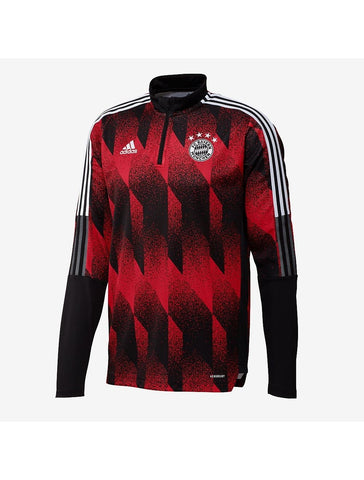 Adidas Bayern Munich All Over Print Training Top GK8632