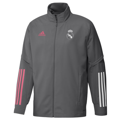 Adidas Real Madrid Presentation Jacket FQ7860