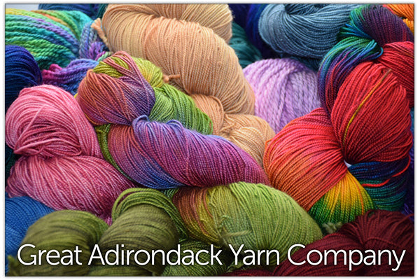 Great Adirondack Yarn