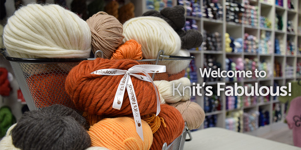 Welcome to Knit's Fabulous!