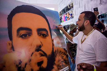 RECAP: French Montana Meet + Greet at BBC