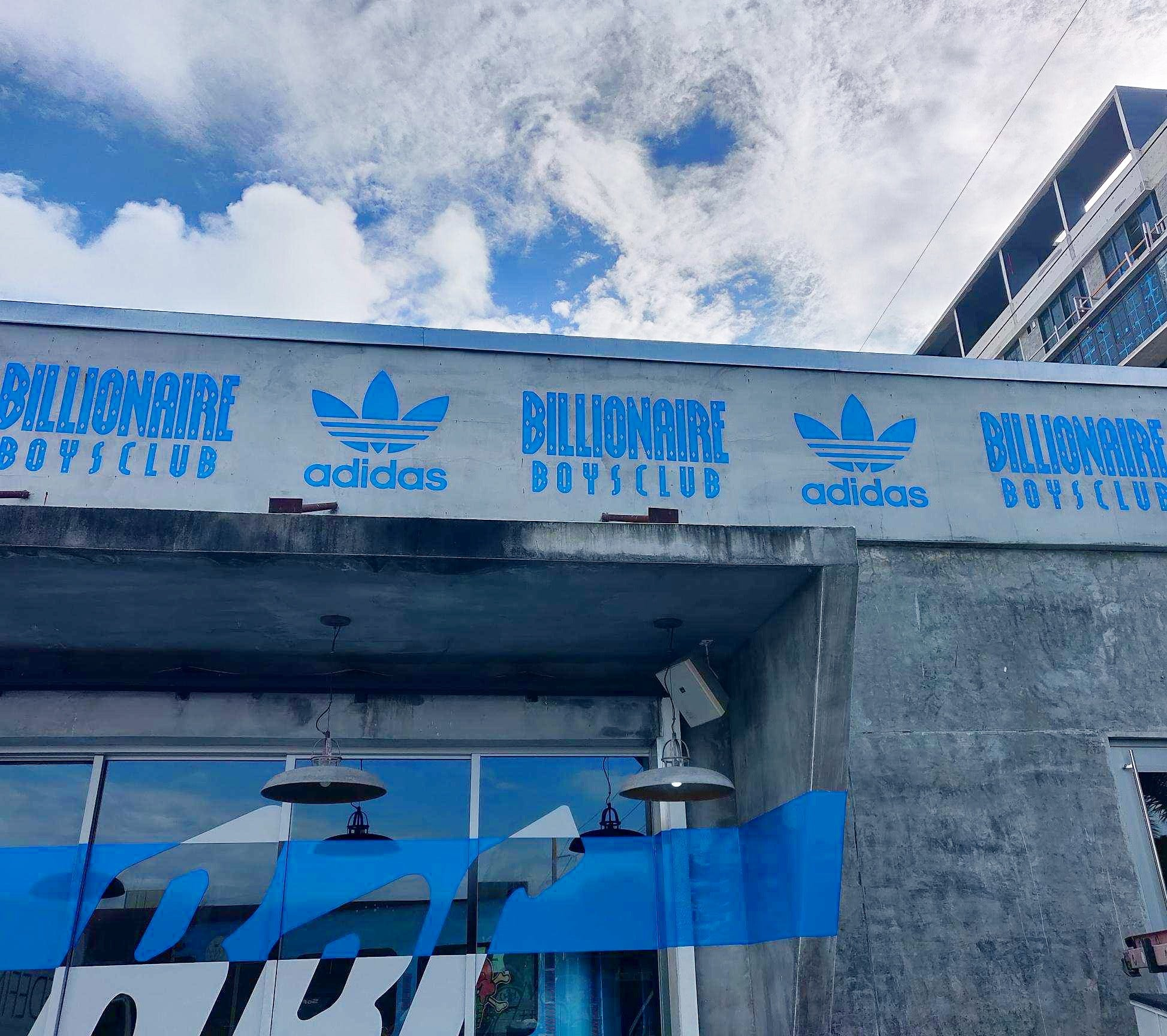 BBC ICECREAM x adidas Miami Experience