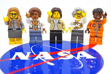 Lego Set to Honor the Women of NASA
