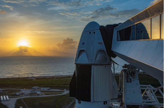 SpaceX: The First Private Company to Launch Astronauts into Earth's Orbit
