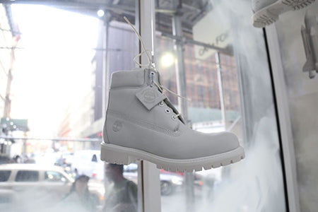 RECAP: Timberland Revealed Their GHOST White Boot at BBC
