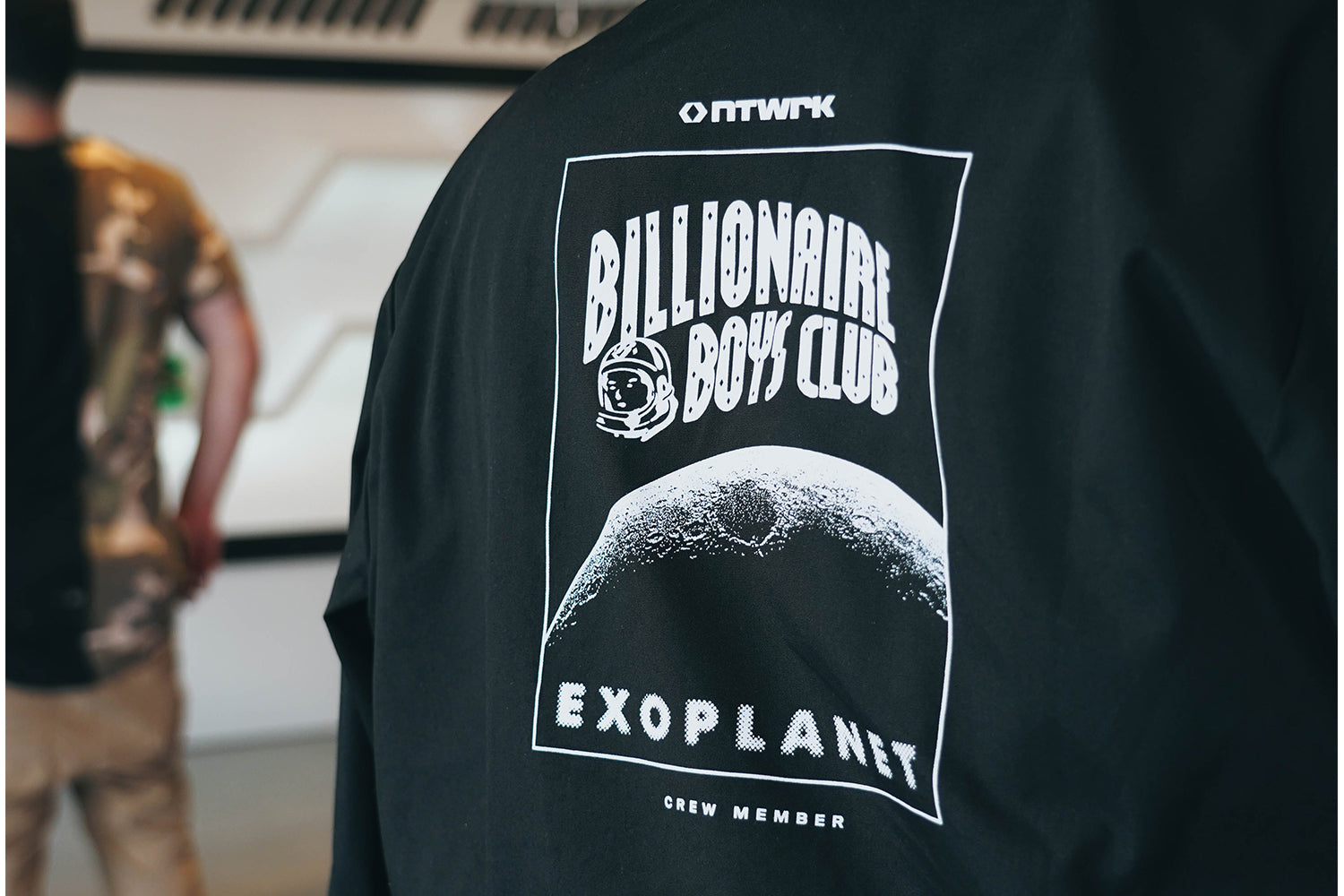 BILLIONAIRE BOYS CLUB X NTWRK LA POP-UP