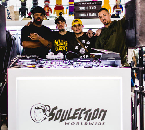 BBC X Soulection Release Event Recap