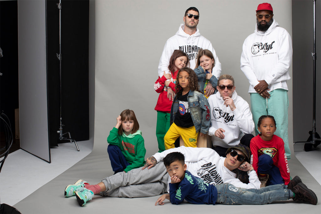 Billionaire Boys Club Kids 2019 Holiday Collection