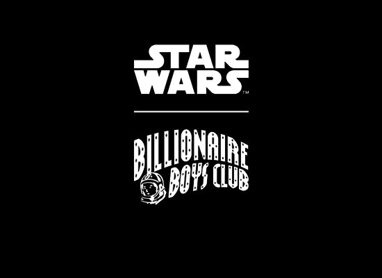 Star Wars x Billionaire Boys Club