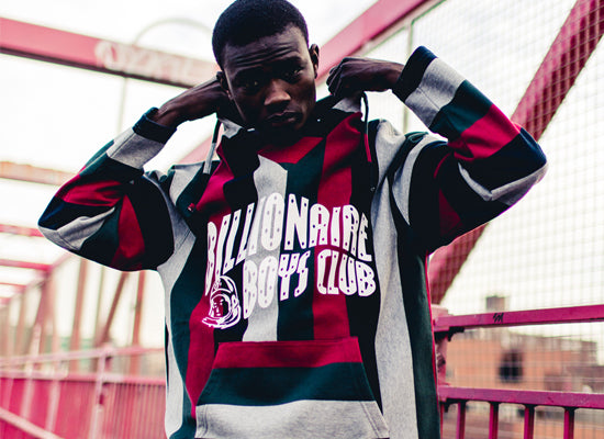 Billionaire Boys Club EU Spring '18 in the U.S.