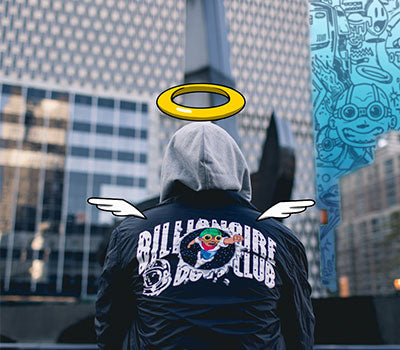 Billionaire Boys Club x Hebru Collection