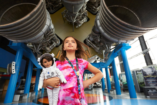 American Girl Partners with NASA for a New Inspirational Doll