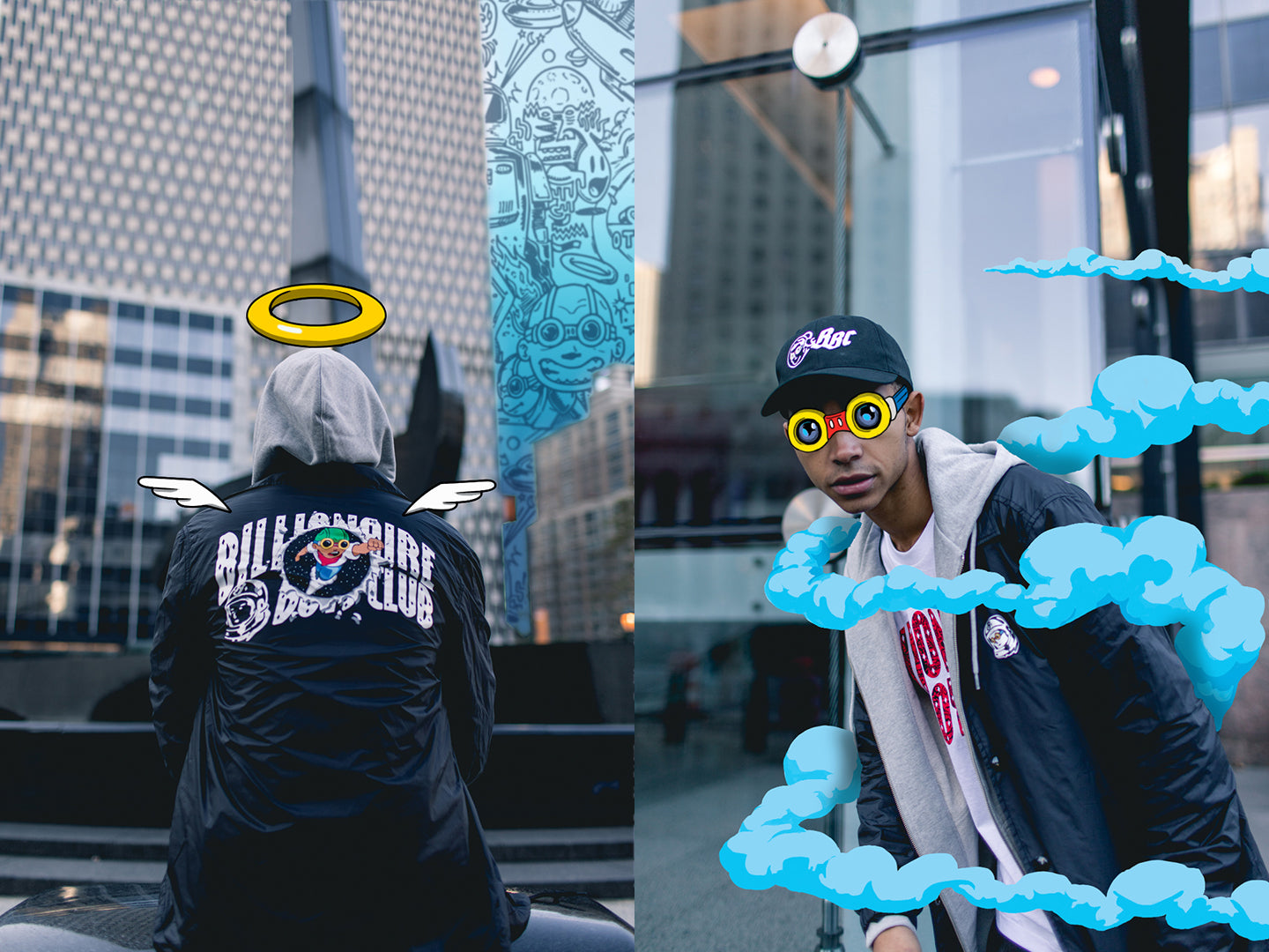 5786513266fdb BBC x Hebru pieces will be available at the Billionaire Boys Club  ComplexCon booth