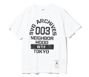 NEIGHBORHOOD SVG 003 Tee