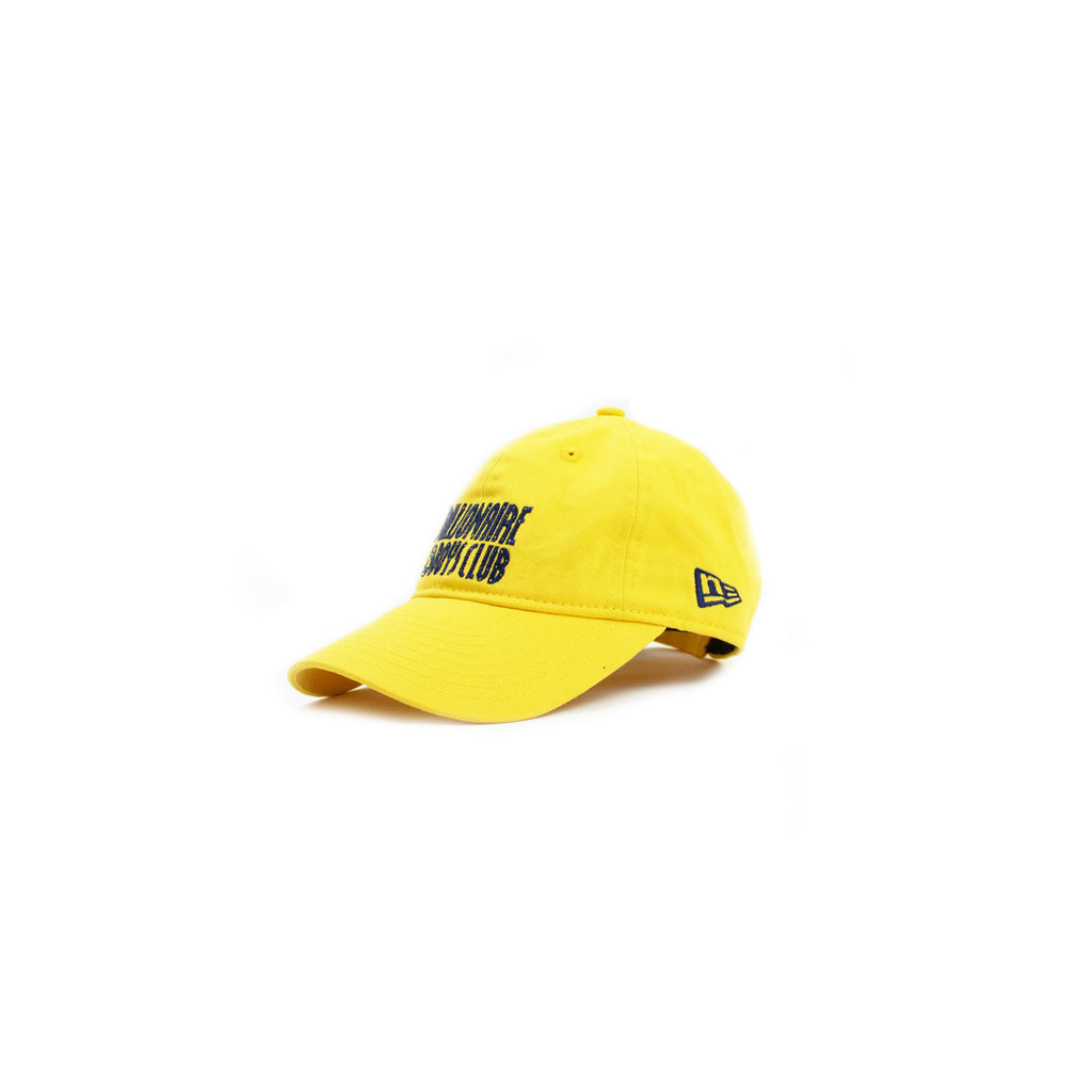 STRAIGHT LOGO HAT