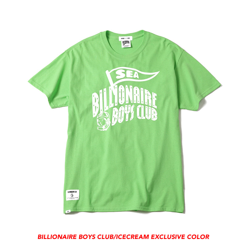 BILLIONAIRE BOYS CLUB X WIND AND SEA ASTRONAUT T-SHIRT