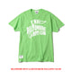 BILLIONAIRE BOYS CLUB X WIND AND SEA ASTRONAUT T-SHIRT / LIME / S
