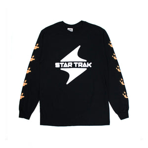 BILLIONAIRE BOYS CLUB X STAR TRAK MANKEY LONGSLEEVE
