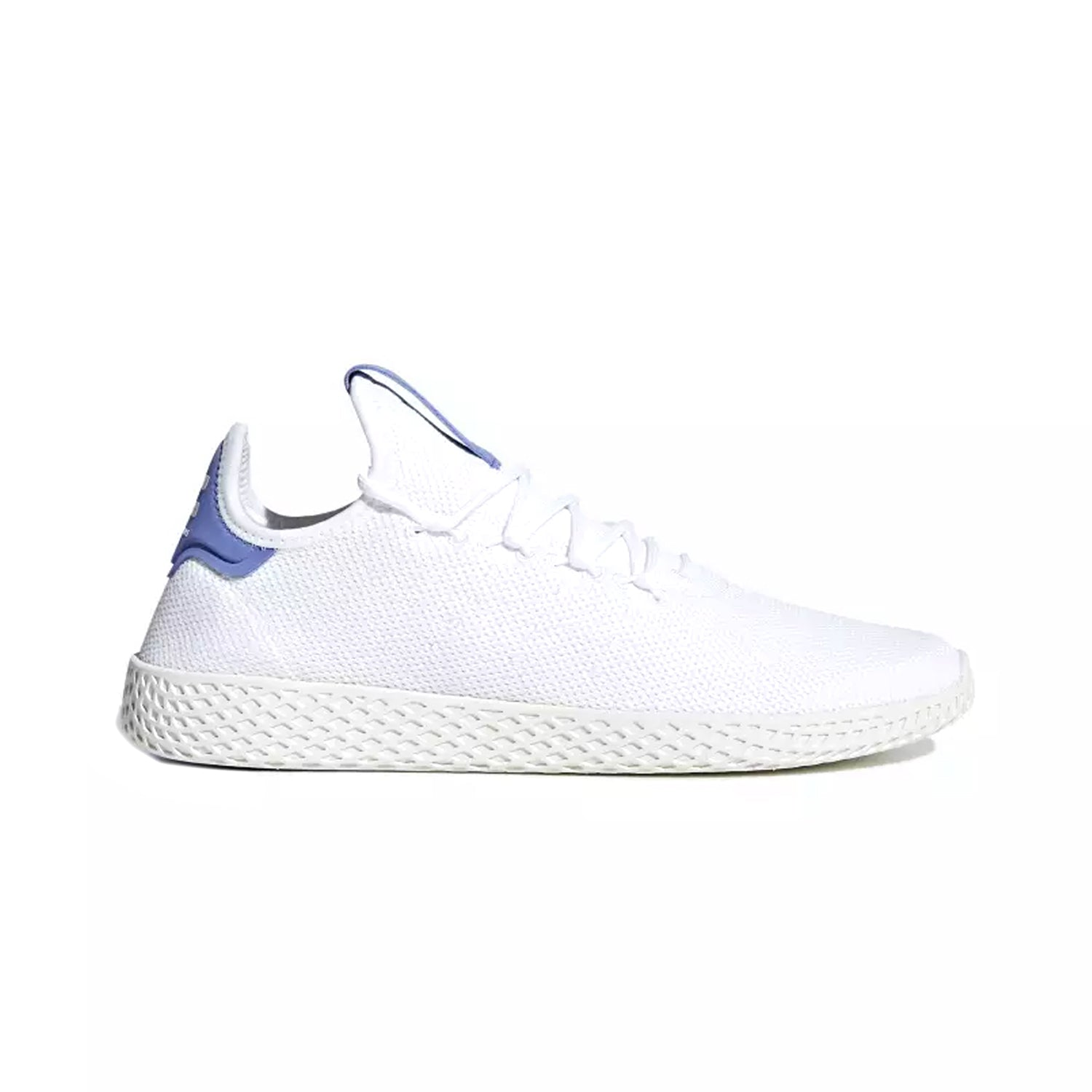 PW TENNIS HU WHITE/LAVENDER