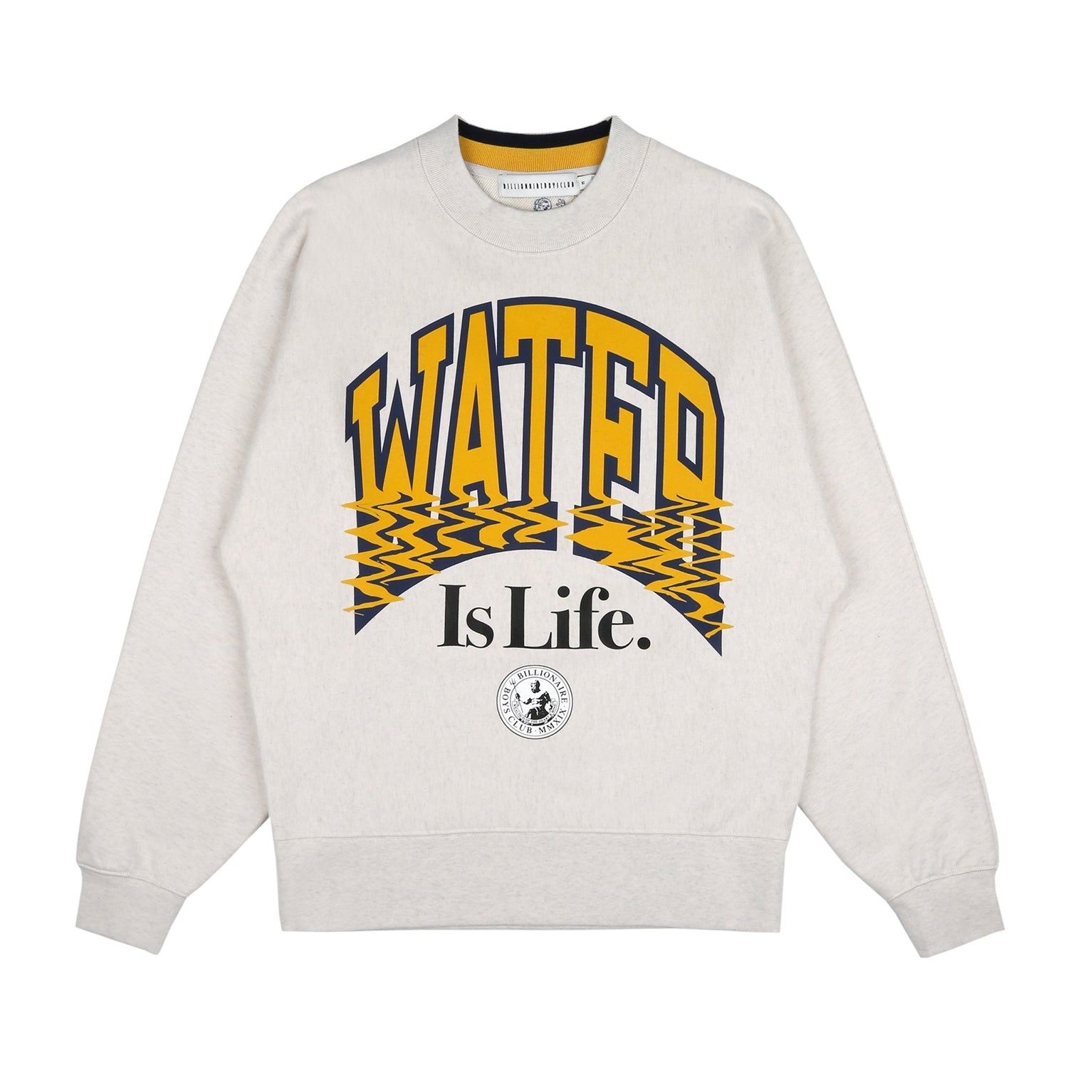 WATER IS LIFE COLLEGE CREW