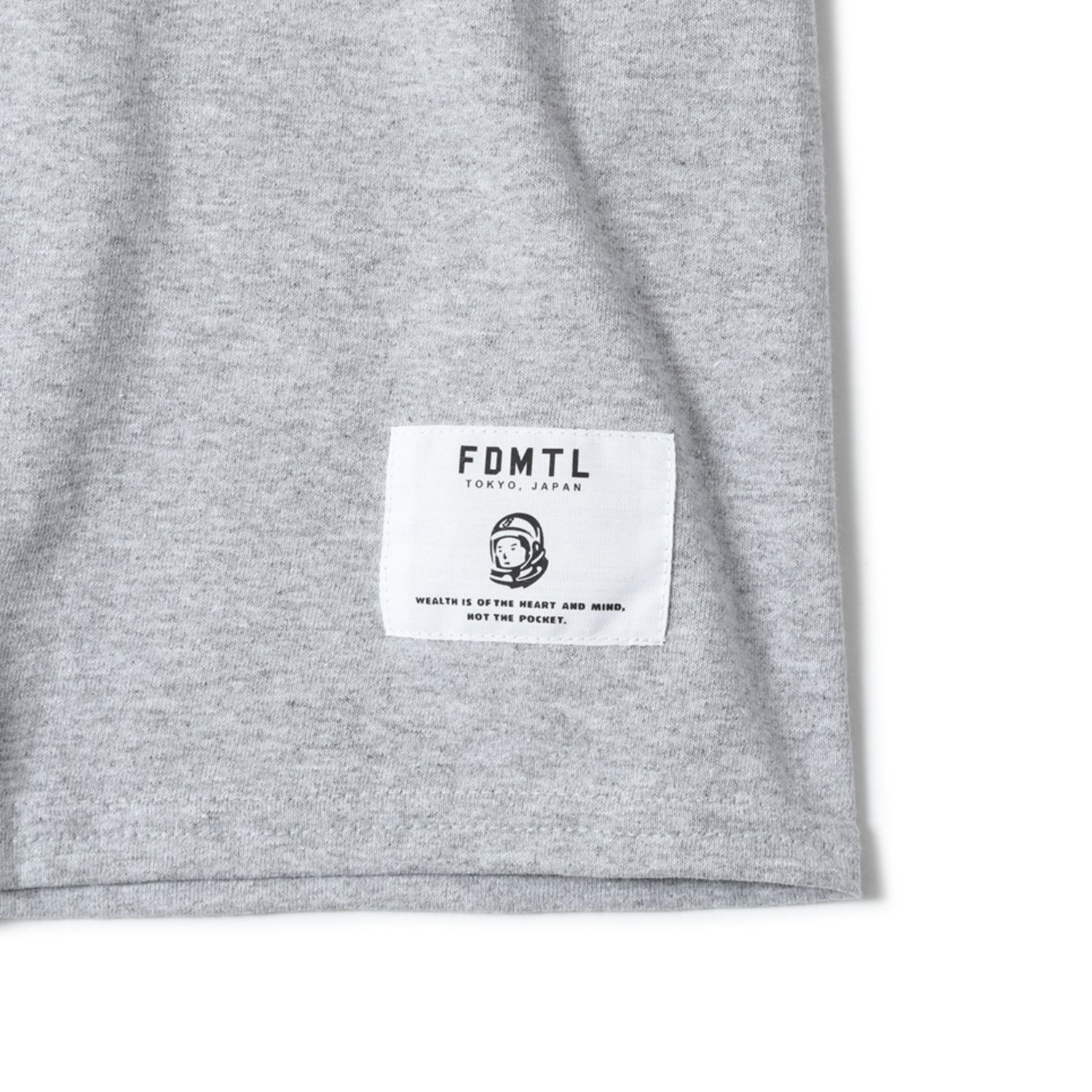 BBC X FDMTL EMBROIDERY T-SHIRT