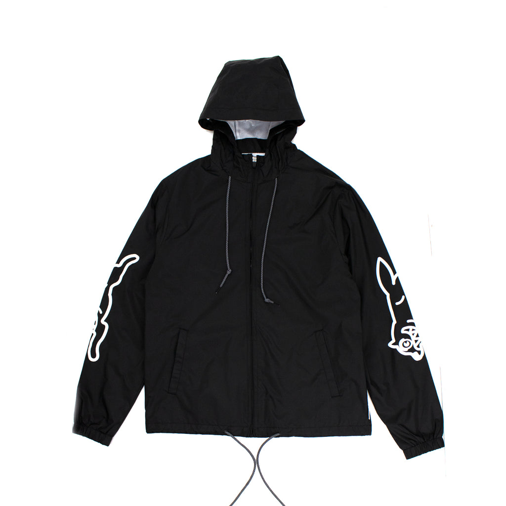 RUNNING ZIP FRONT JACKET