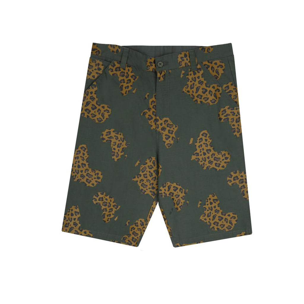 CAMO PAINTER SHORTS