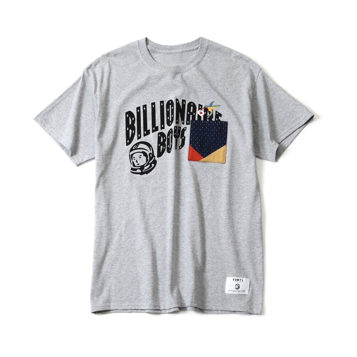 BBC X FDMTL POCKET T-SHIRT