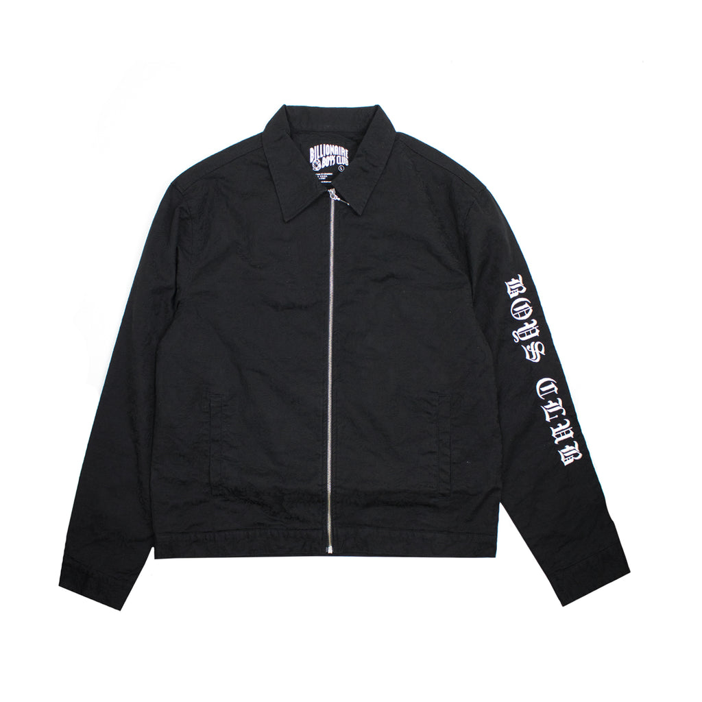 BLACK BLOOM JACKET