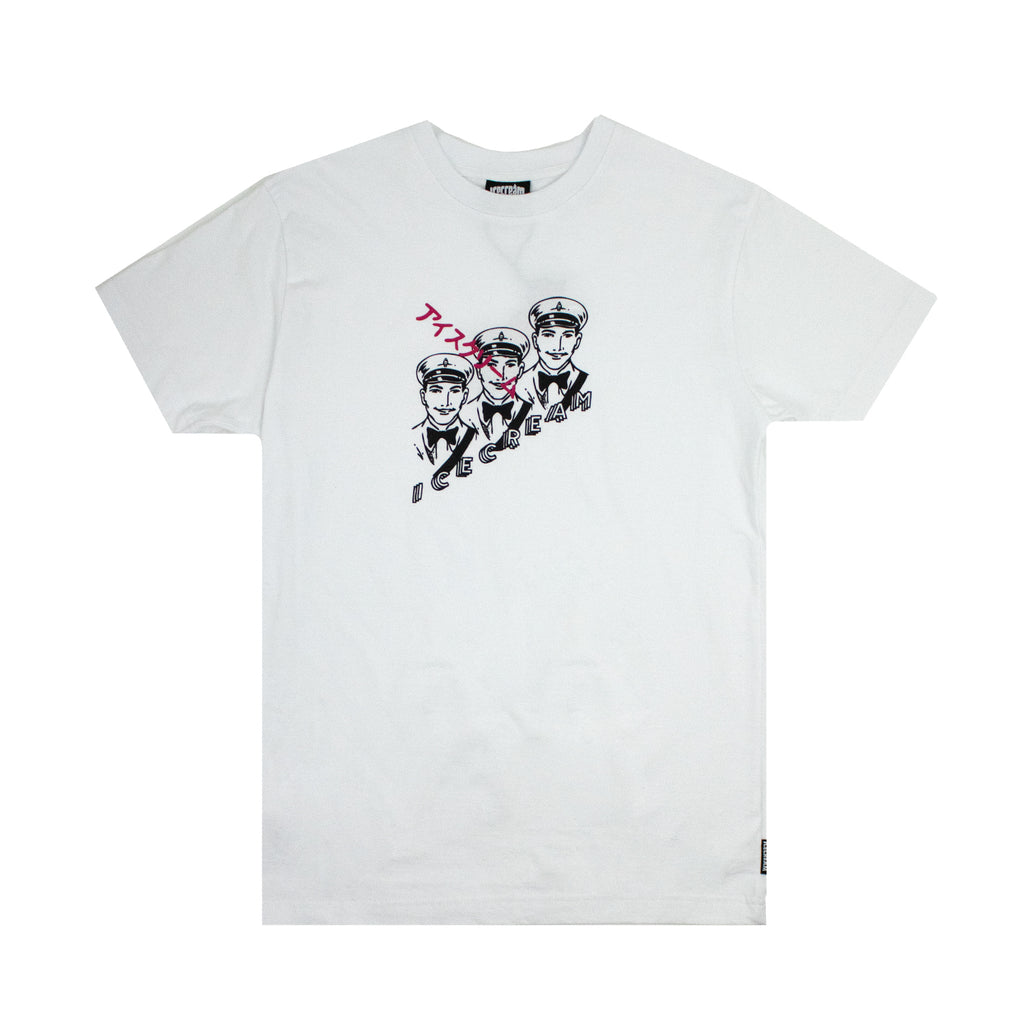 BOW TIE SS TEE