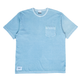 BLANK SS 03 PIGMENT /T-SHIRT / BLUE / S