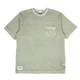 BLANK SS 03 PIGMENT /T-SHIRT / OLIVE DRAB / S