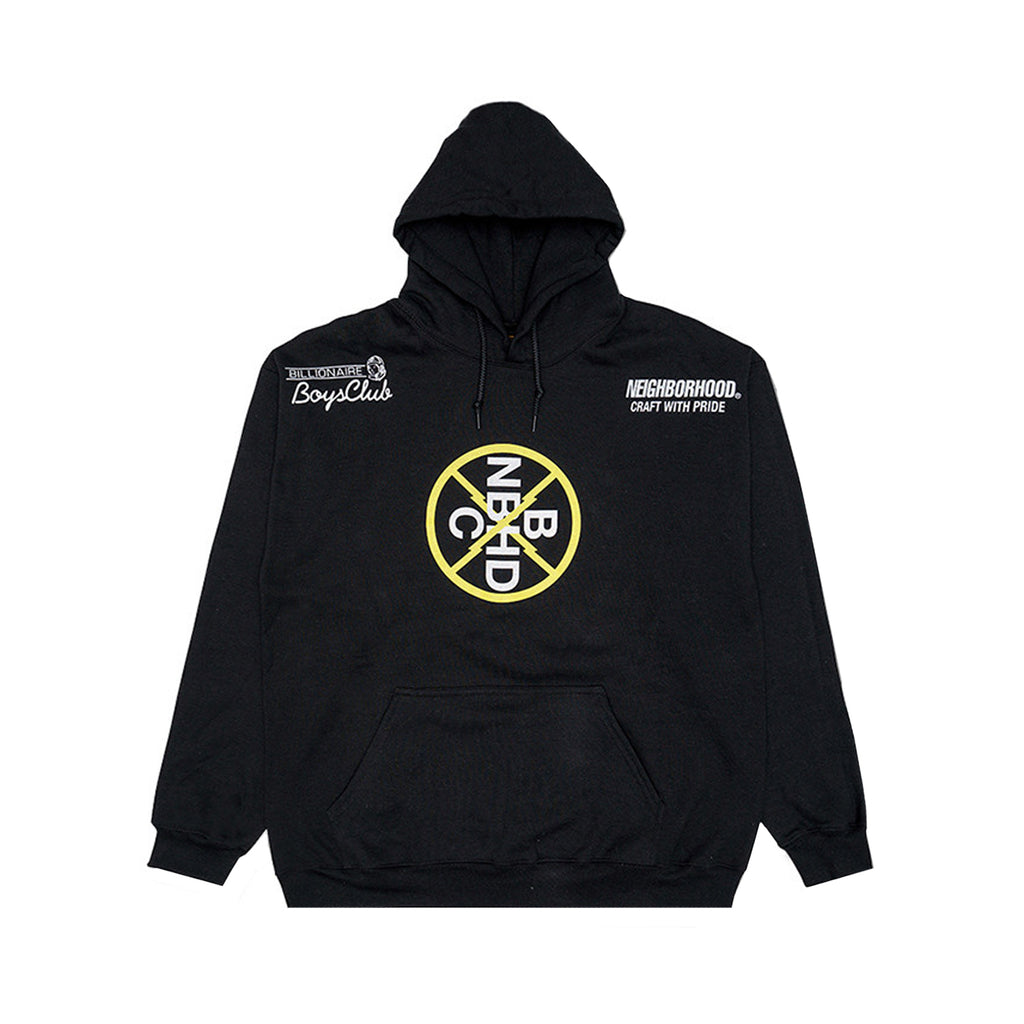 BBC X NBHD HOODED PULLOVER