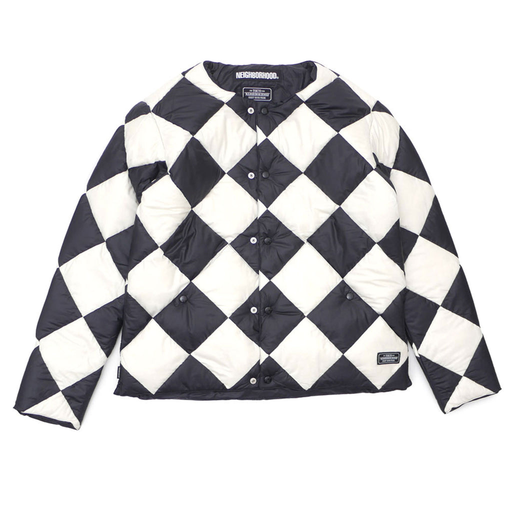 CHECKER/  E-JKT