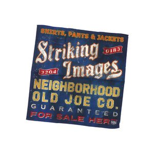 OLD JOE/ C-BANDANA