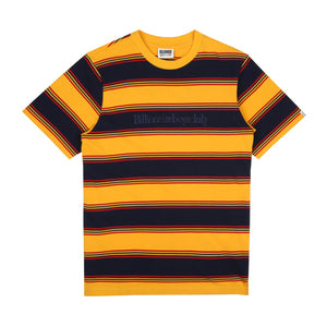 STRIPED S/S T-SHIRT
