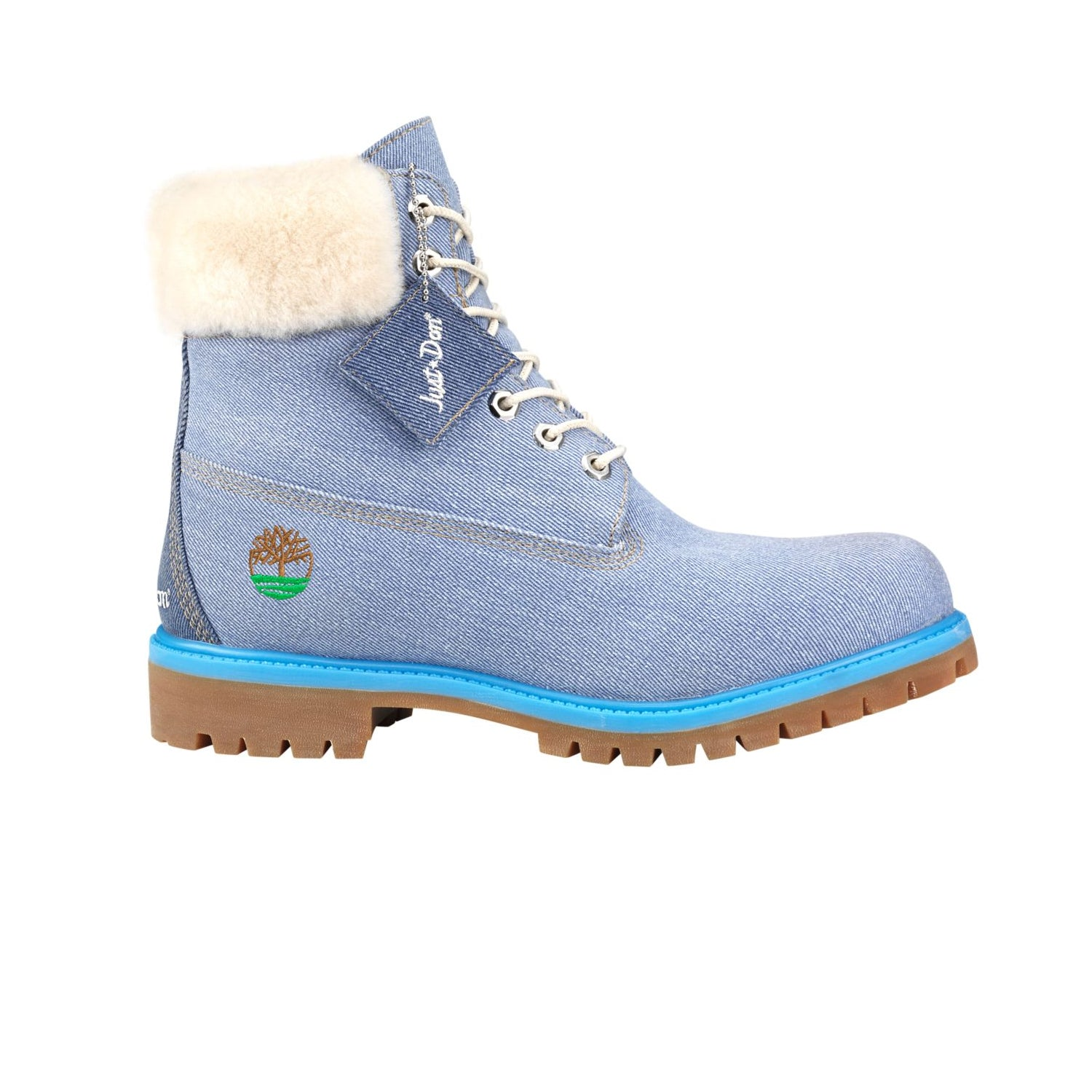 JUST DON X TIMBERLAND DENIM 6 INCH BOOT