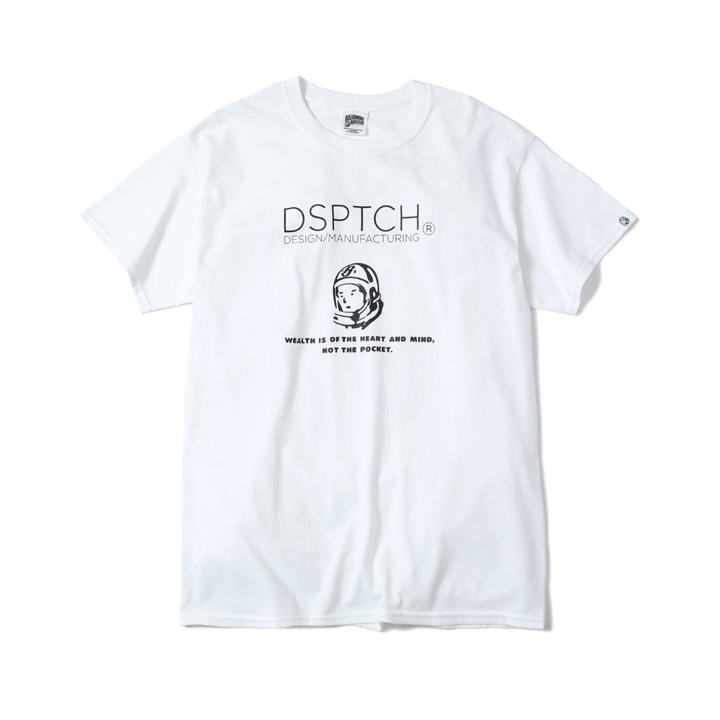 BBC X DSPTCH COLLABORATION T-SHIRT