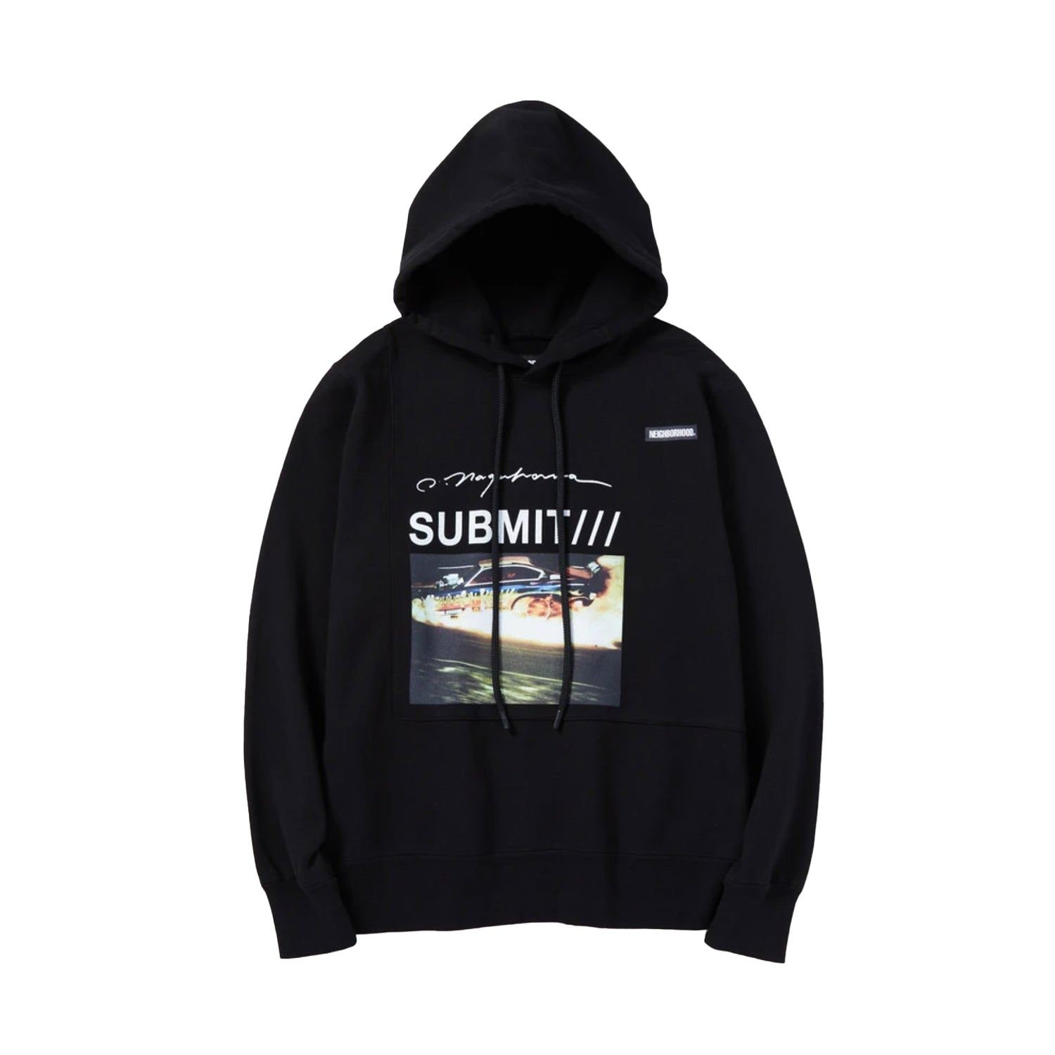 NHON SUBMIT/ C-HOODED LS